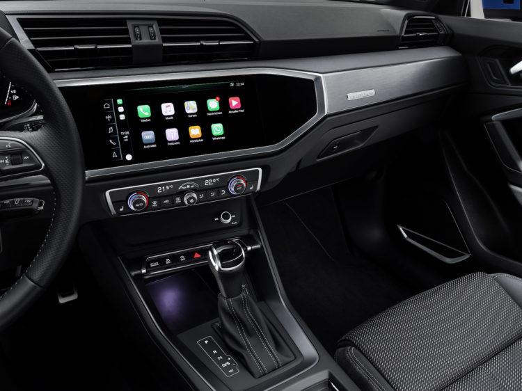 Audi Q3 Cockpit