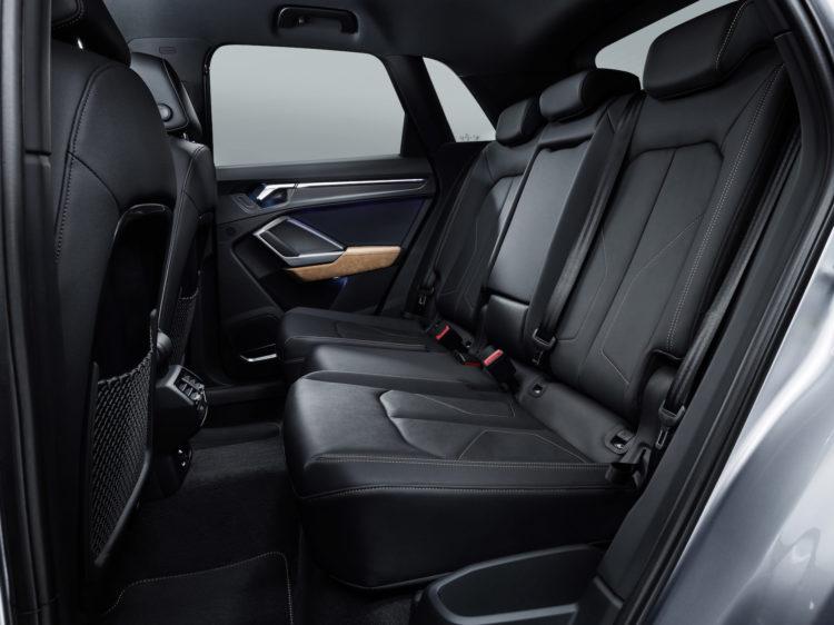 Audi Q3 Interieur