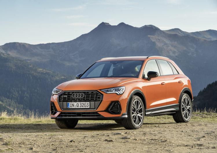 Audi Q3 Exterieur