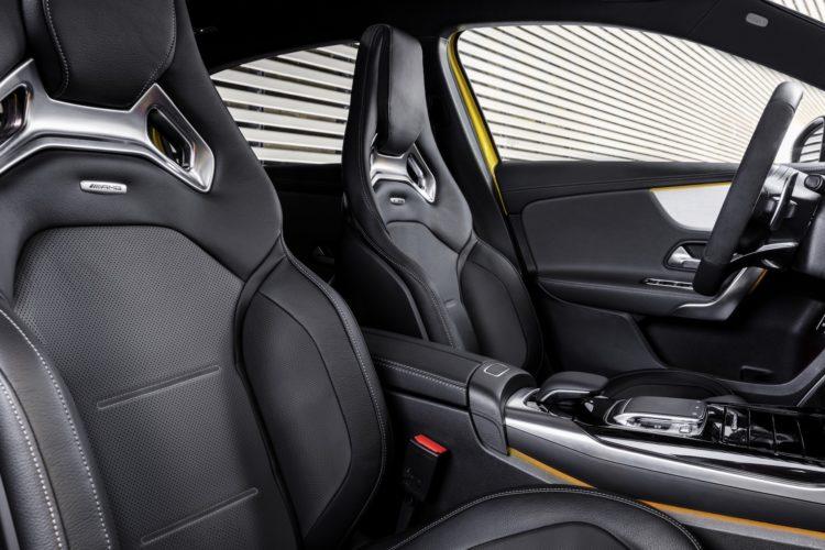 Mercedes-AMG A 35 4Matic Interieur
