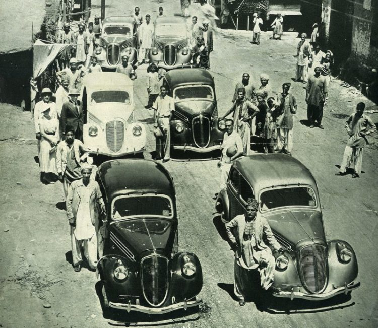 Bild Škoda Pakistan 1938