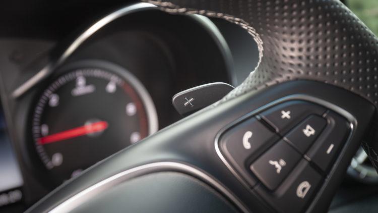 Fahrbericht Mercedes-Benz X 250d – Interieur