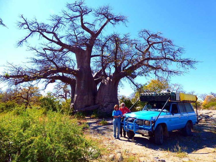 Weltrekordreise Toyota LandCruiser