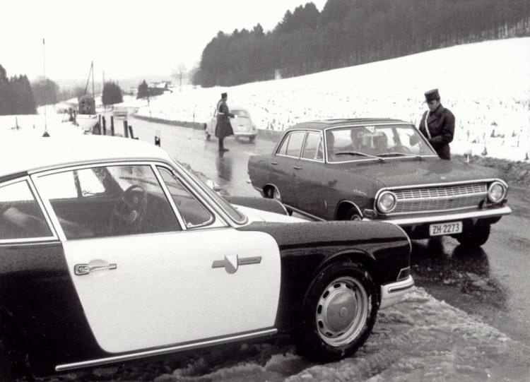#kapogestern Kantonspolizei Zürich Porsche 911