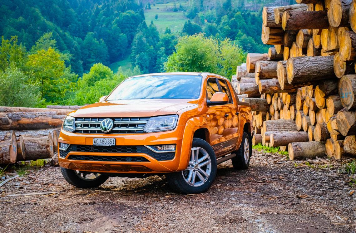 Fahrbericht VW Amarok V6 Canyon 4Motion