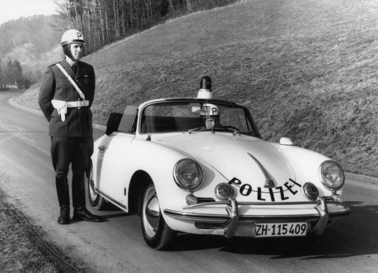 #kapogestern Porsche 356 Kapo Zürich