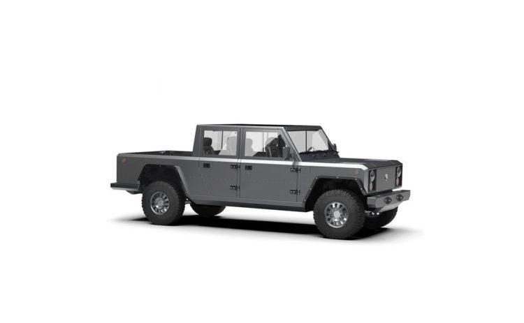 Elektro-Pick-Up Bollinger B2