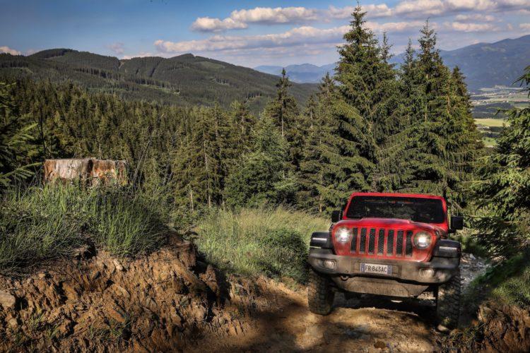 Jeep Wrangler JL Exterieur