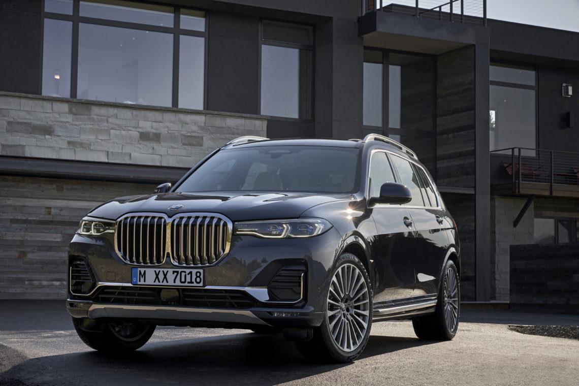 BMW XXL: Der neue BMW X7