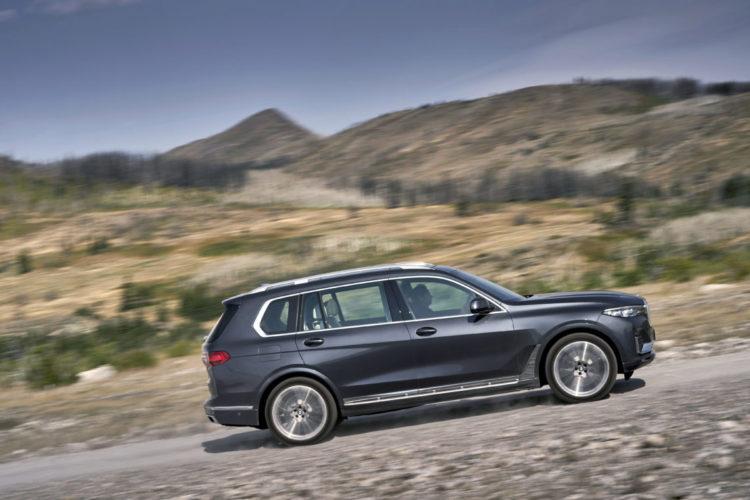 Der neue BMW X7
