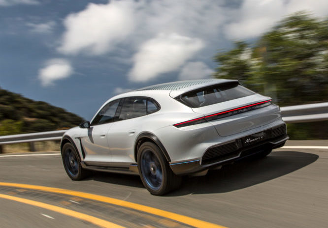 Porsches Elektro Offensive