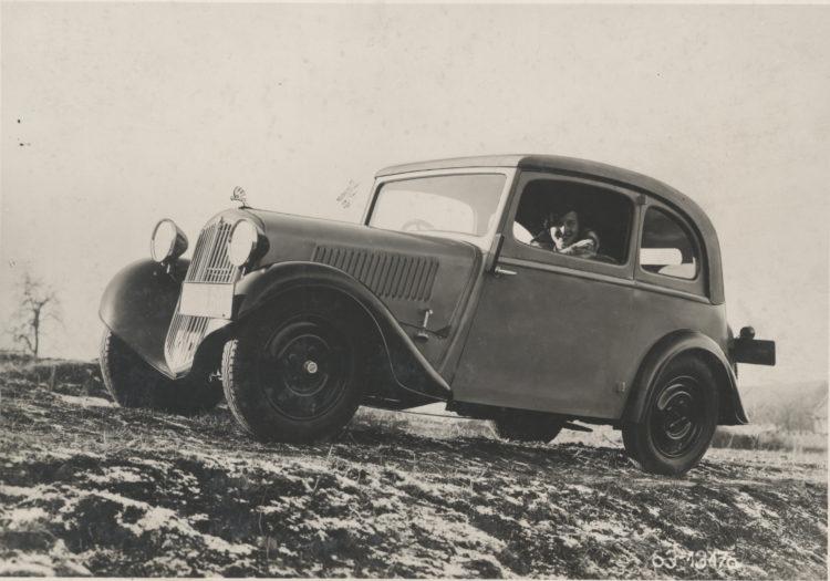 Bild Skoda Popular 1934