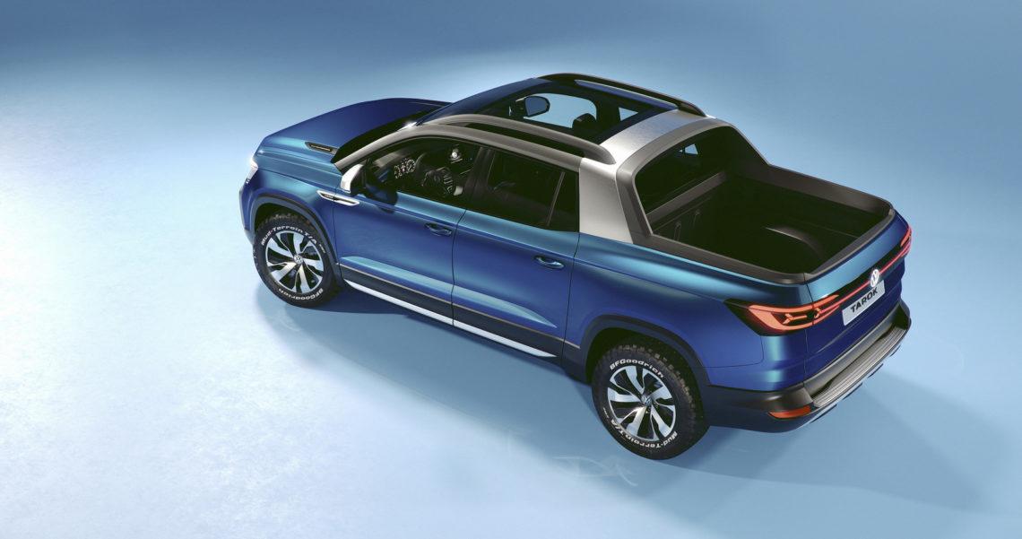 VW Tarok – SUV der neuesten Generation