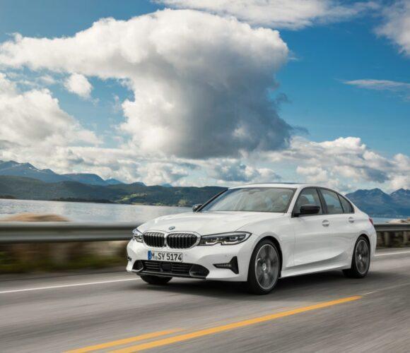 BMW 3er 2019 Frontansicht