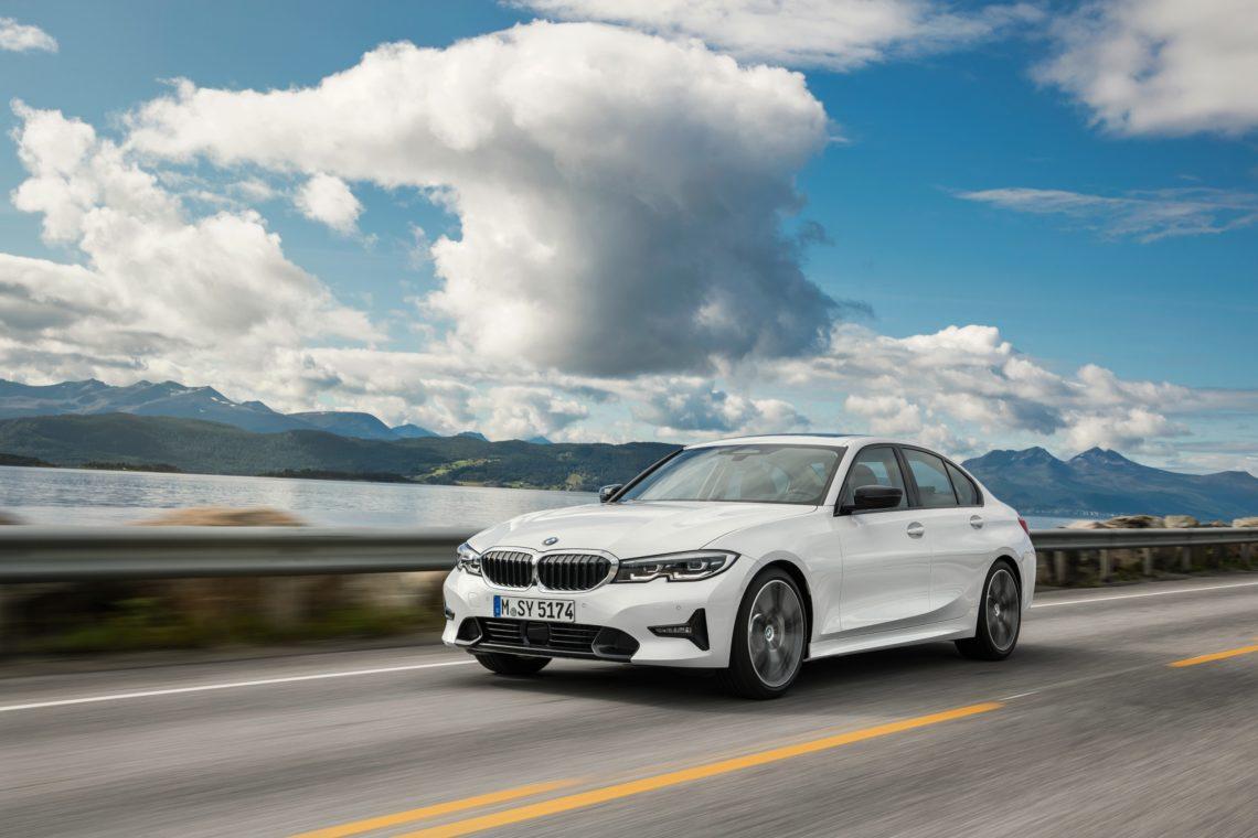 BMW 3er – back in Business