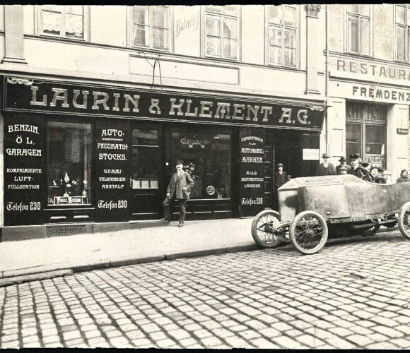 Skoda History Laurin & Klement AG