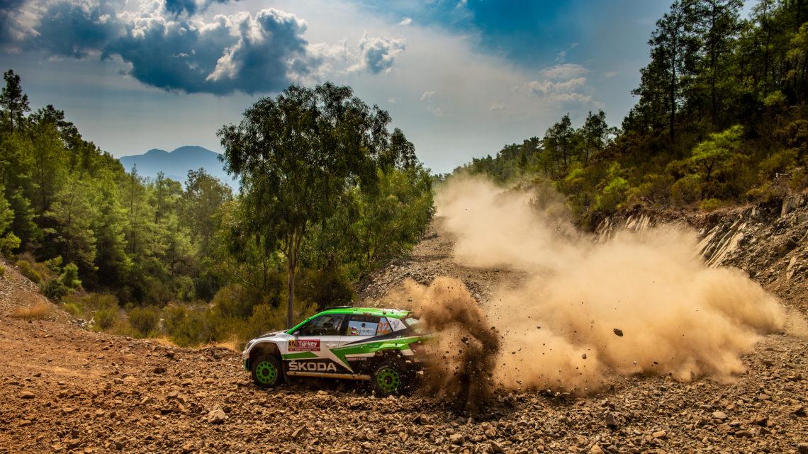 Škoda ist WRC2 Weltmeister 2018 und Jan Kopecký krönt seine Laufbahn