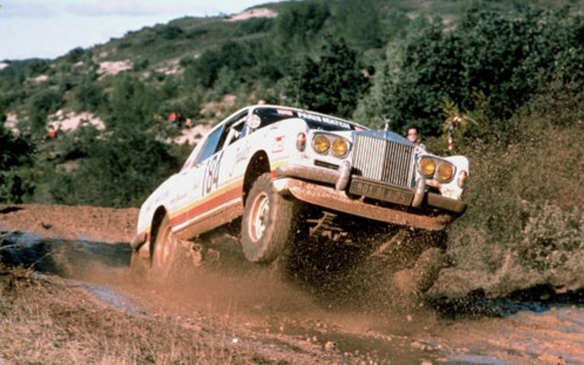 Rallye Paris Dakar – die ungewöhnlichsten Fahrzeuge, Teil 1