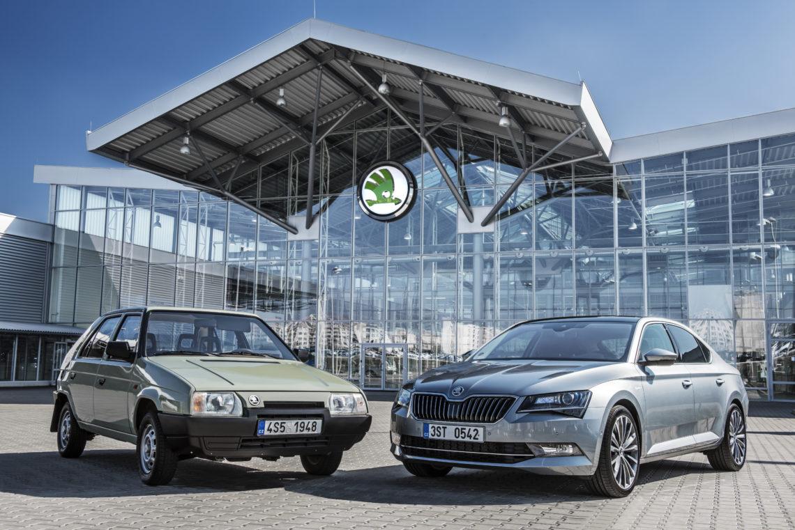 Die Škoda Geschichte, Teil 4: Die Ära Volkswagen