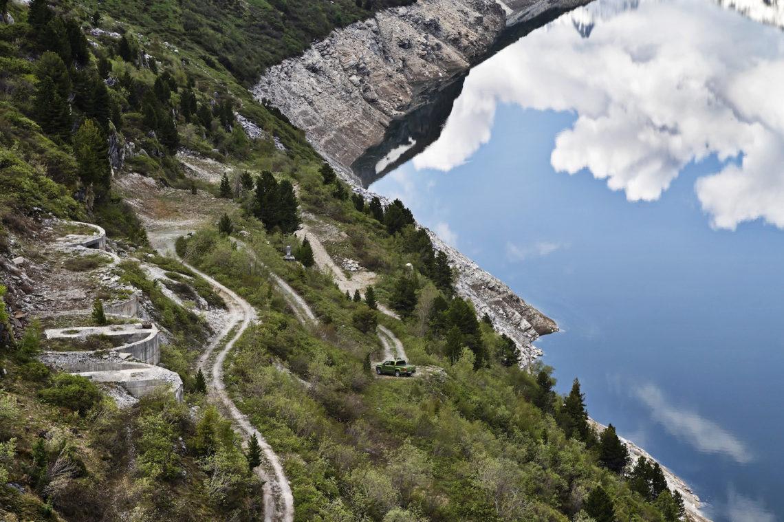 Im VW Amarok offroad durch die Schweiz und Europa