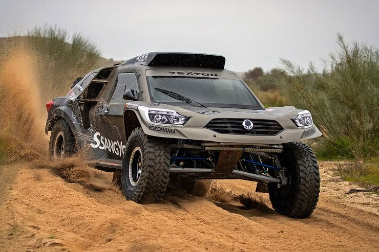 Rally Dakar 2019 Peru