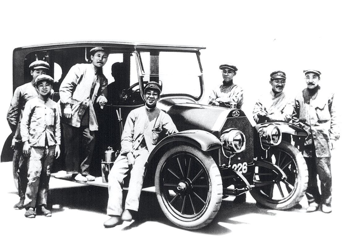 Mitsubishi: Wie der älteste Automobilbauer Japans zum 4×4-Pionier wurde