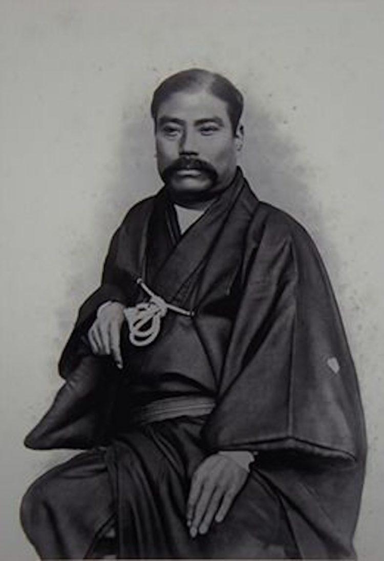 Yataro Iwasaki Gründer von Mitsubishi