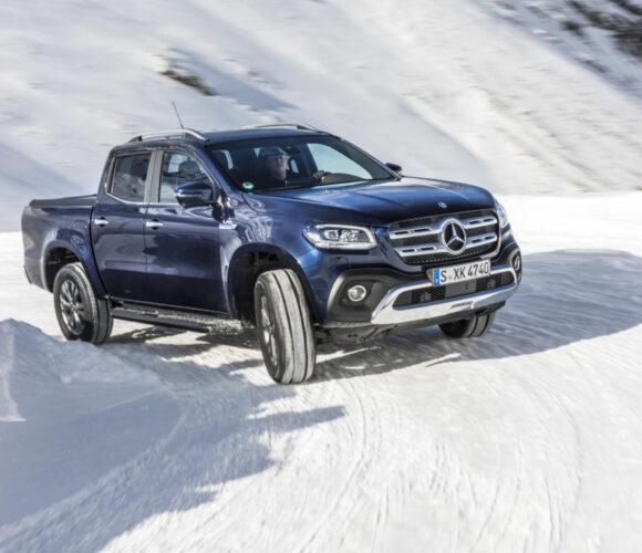 Mercedes-Benz@Hochgurgl 2018