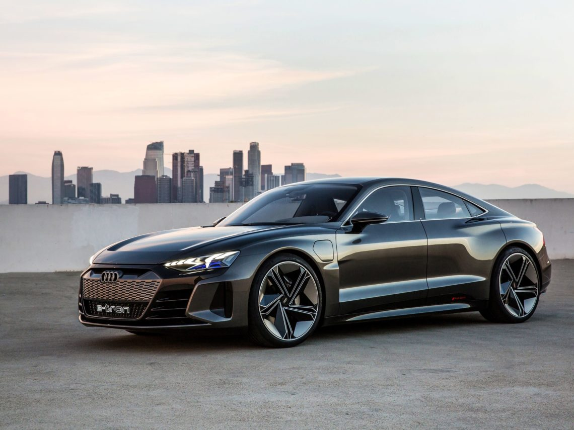 E-Power 2019: Diese Elektroautos stehen in den Startlöchern
