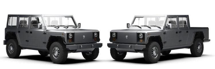 Bollinger-B2 Elektro-Pick-up