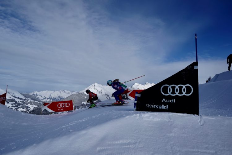 Skicross Audi Heat
