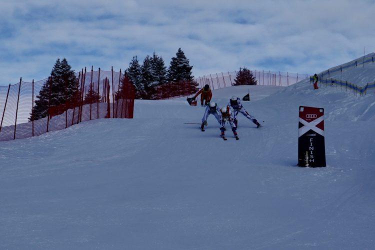 Audi Skicross Villars 2018