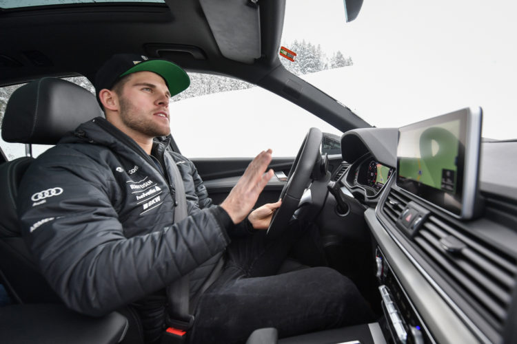 Marc Bischofberger, Skicross, Audi Q5