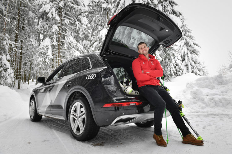 Marc Bischofberger, Skicross Audi Q5