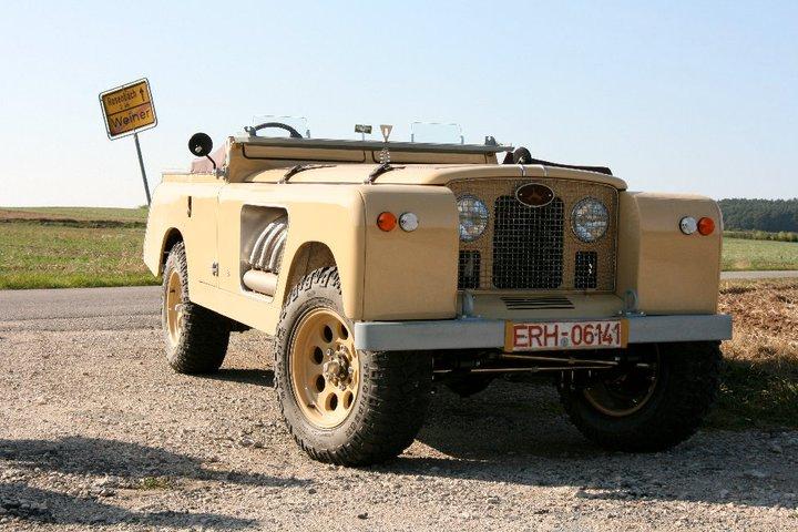 Land Rover Longnose 5