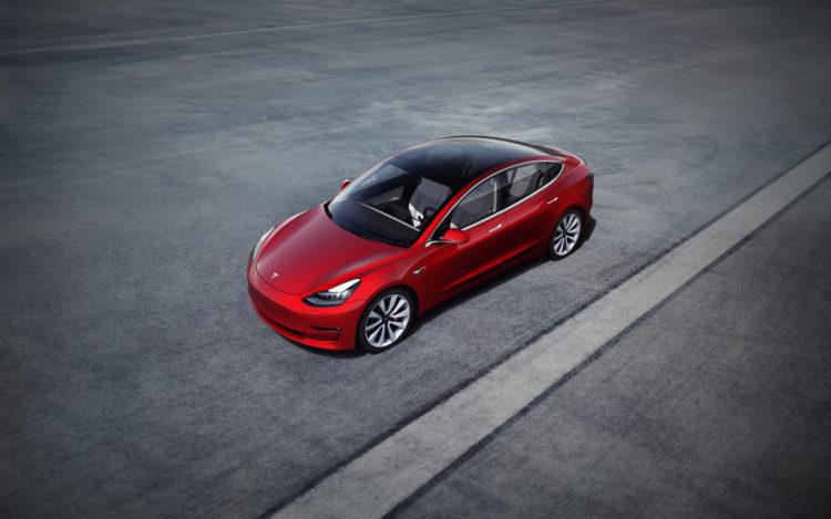 Tesla model-3