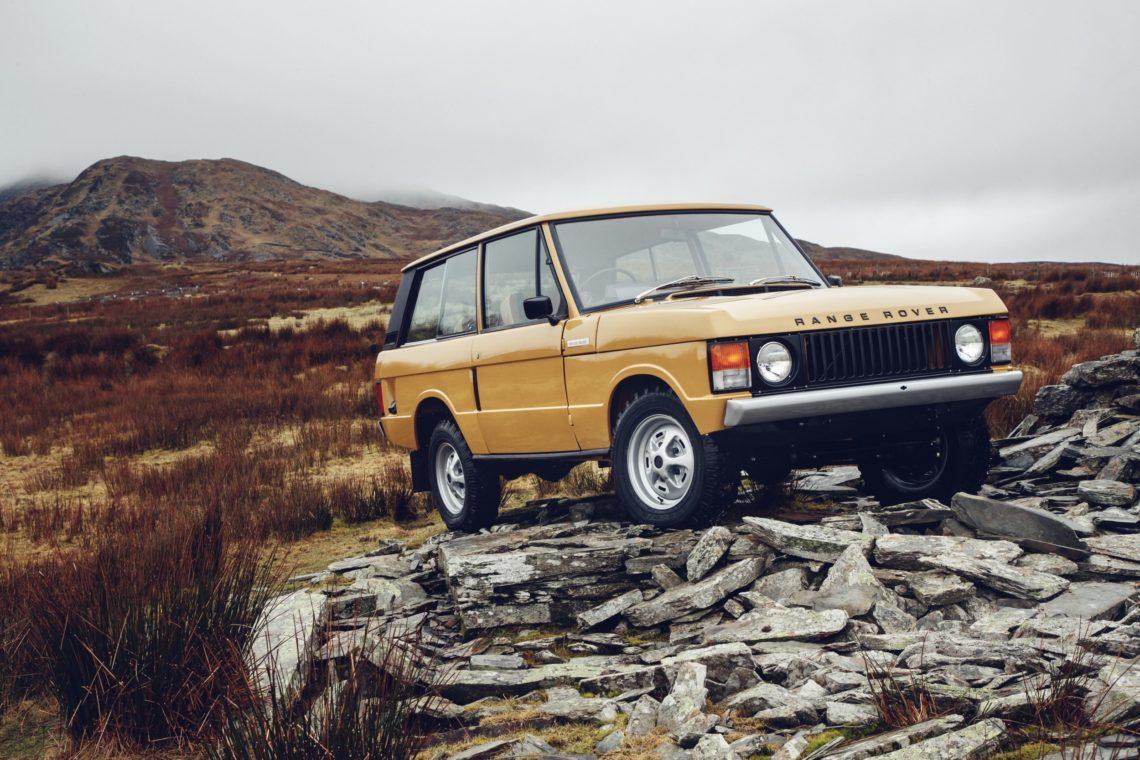 50 Jahre Range Rover – Noblesse verpflichtet