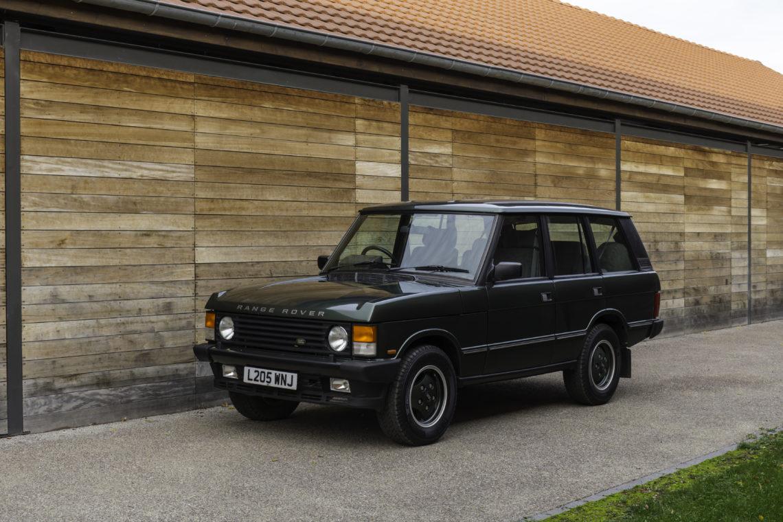 06Range Rover Generation 1Viertuerer 1982