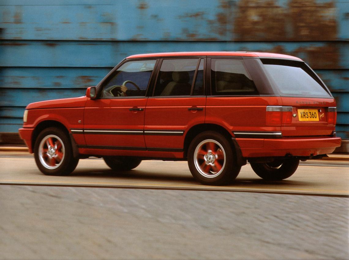 Range Rover Generation Zwei 1994