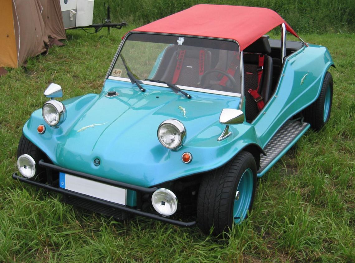 Albar Buggy