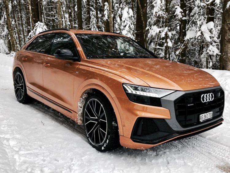 Audi Q8 50 TDI quattro