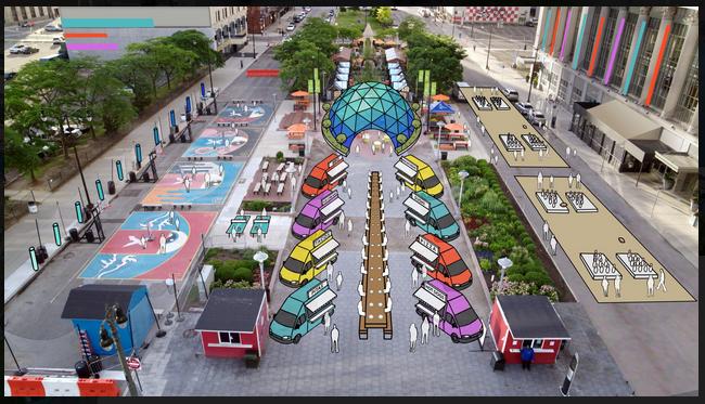 Detroit Auto Show 2020 zieht um