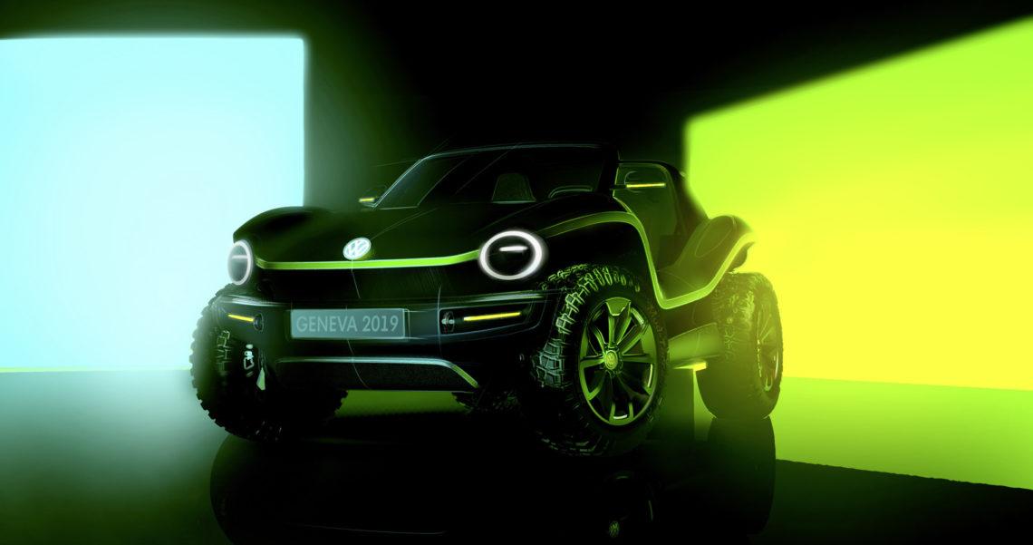 Voll elektrisch: VW bringt den Buggy zurück