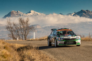Skoda Fabia R5 Rallye Monte Carlo