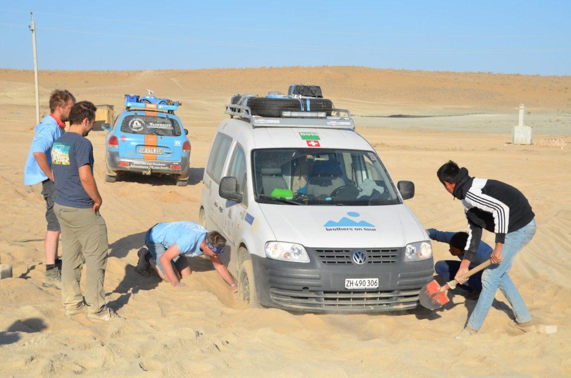 Tajik Rally – Die Mutter aller Abenteuer