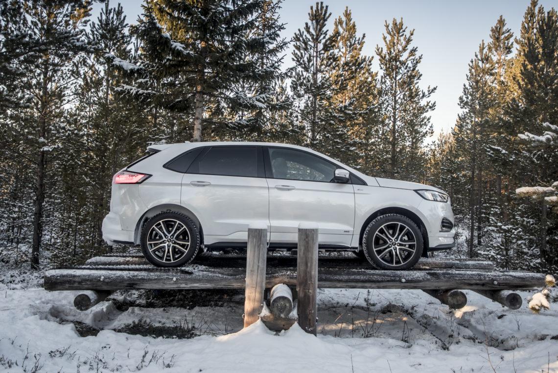 Ford Edge: schlauer, schöner, schneller