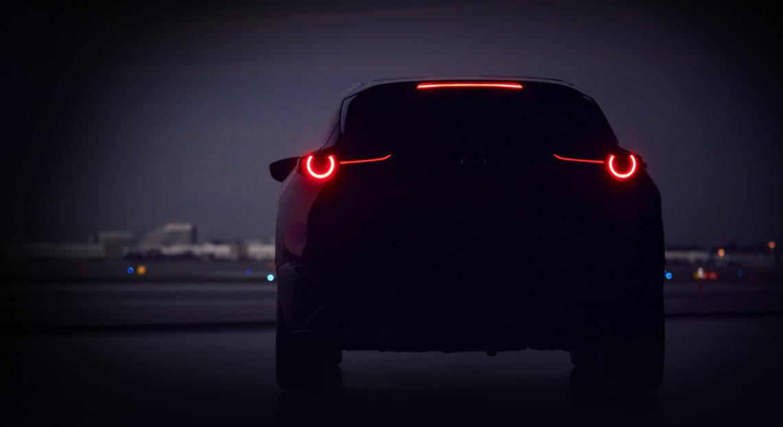 Neues Mazda-SUV mit Diesotto-Motor
