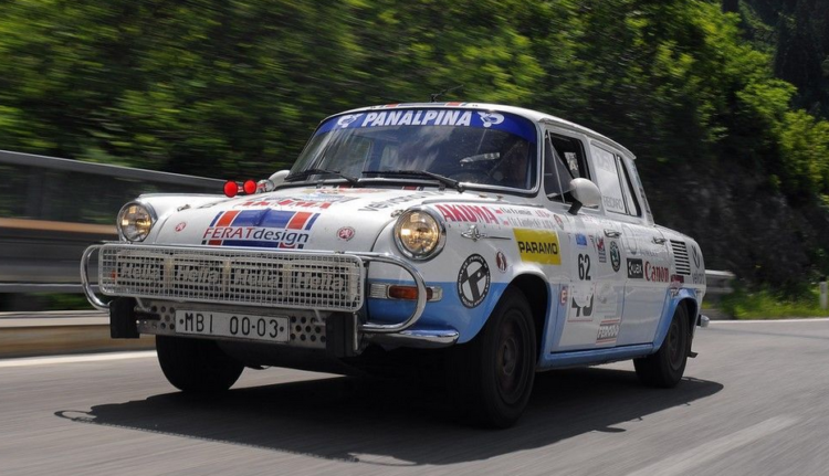 Skoda 1000 MB Rallye 1964