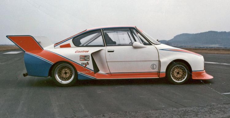 Skoda 130 RS A5 1977