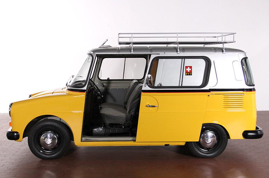 Zeitreise: Der Fridolin – das erste SUV aus dem VW-Baukasten